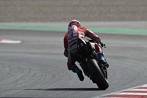 Dovizioso terjatuh di balapan MotoGP Catalunya