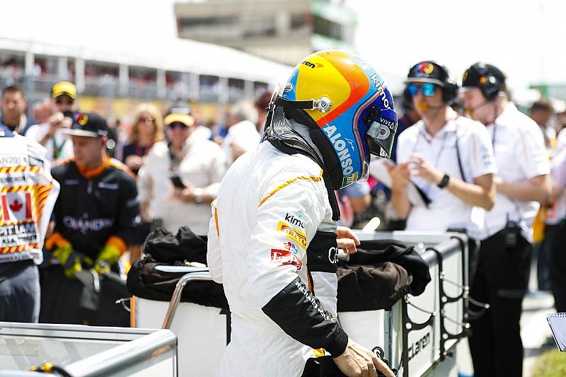 """Alonso """"önemli"""" 2019 kararını yaz aylarında verecek"""