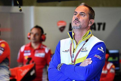 """Taramasso: """"Nei test di Brno proveremo l'anteriore con il profilo largo con una nuova carcassa"""""""