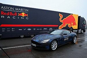 Aston Martin ziet nog niet af van motorplannen voor 2021