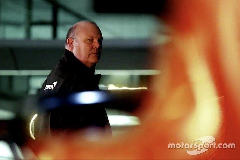 McLaren muestra la primera imagen de la decoración 2018