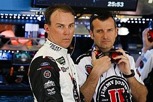 """Kevin Harvick warns of """"slippery slope"""" with NASCAR penalties"""