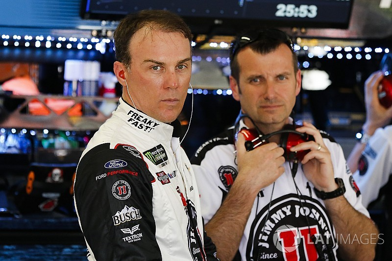 "Kevin Harvick: ""We have the most stable team in the garage"""
