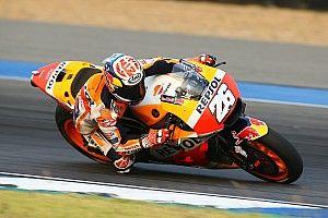 Педроса и Зарко стали быстрейшими в финальный день тестов MotoGP