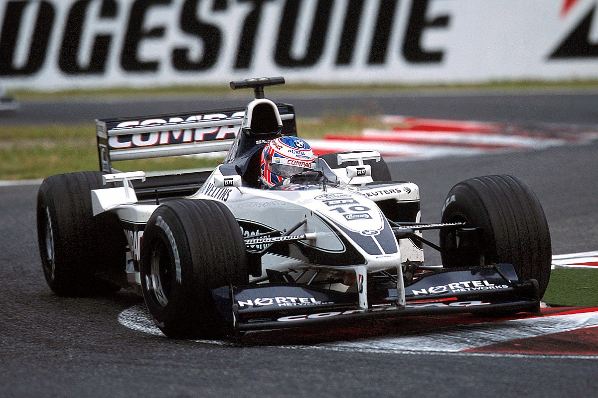 Ma 19 éve, hogy Jenson Buttont bejelentette a Williams a Forma-1-ben