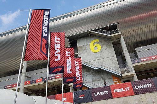 Gallery: New F1 fan zone