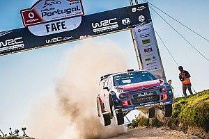 Die spektakulärsten Sprünge der WRC-Saison 2018