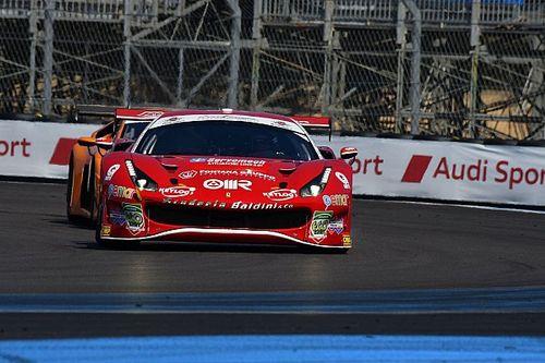 Gai e Fisichella conquistano le pole per le due gare al Le Castellet