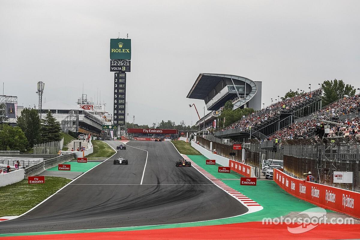 Организаторы ГП Испании хотят получить скидку от Ф1