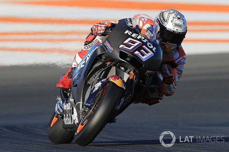 """Marquez: """"La nuova Honda RC213V mi ha già dato sensazioni buone!"""""""