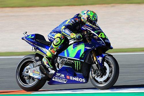 Rossi nagyot esett a mai teszten - a 2018-as felkészülését hátráltatta
