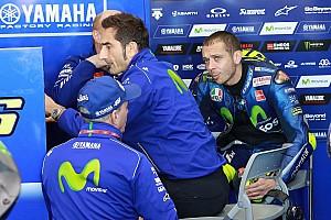 MotoGP Breaking news Rossi: Motor 2018 akan gunakan basis M1 2016