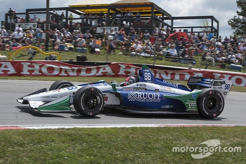 Massa sigue la guerra en Twitter con pilotos de IndyCar