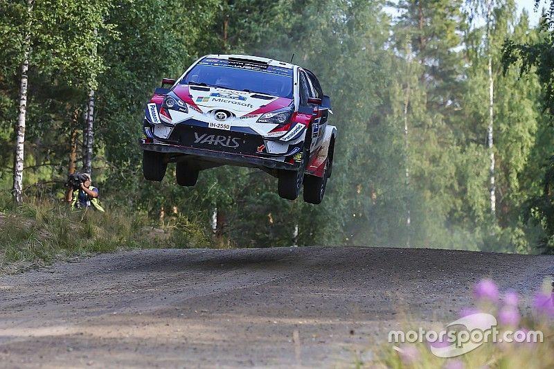 Toyota, Mitsubishi ve Subaru'nun WRC'ye dönmesini istiyor