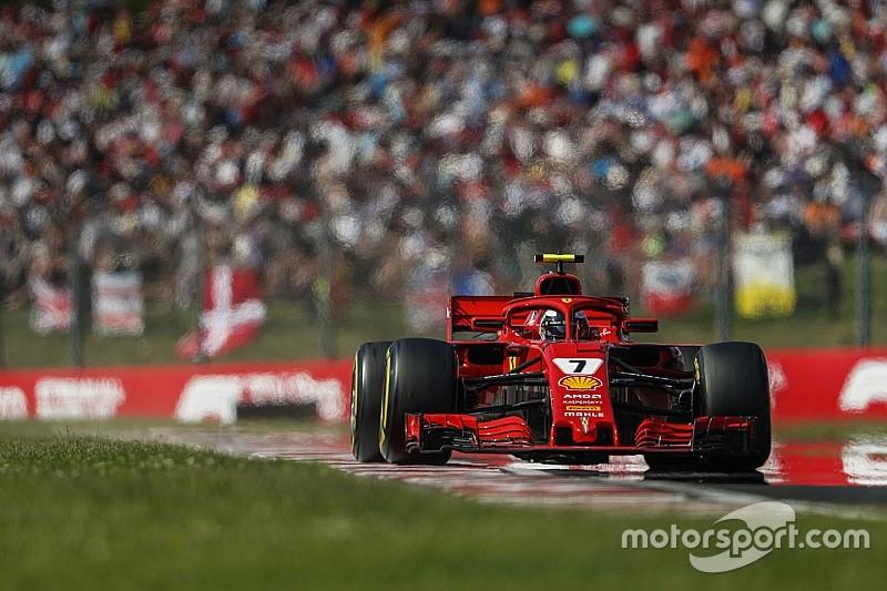 Tesztfelállás a Hungaroringen: Räikkönen, Kubica, Ricciardo
