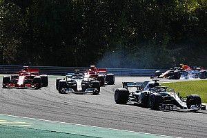Mercedes envisagera le soutien de Bottas à Hamilton après Monza