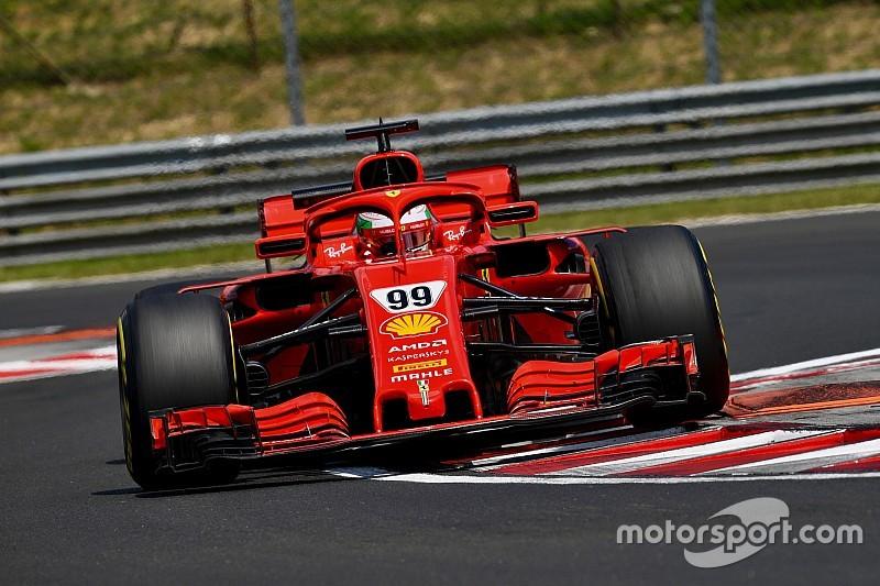 Giovinazzi: Indrukwekkende test geen garantie voor F1-zitje