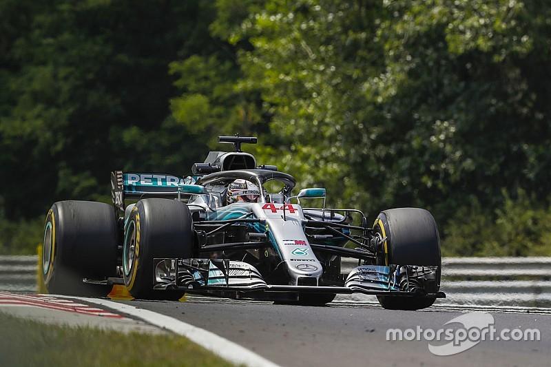 Mercedes: deludente in qualifica col caldo torrido, ma domani potrebbe essere diverso