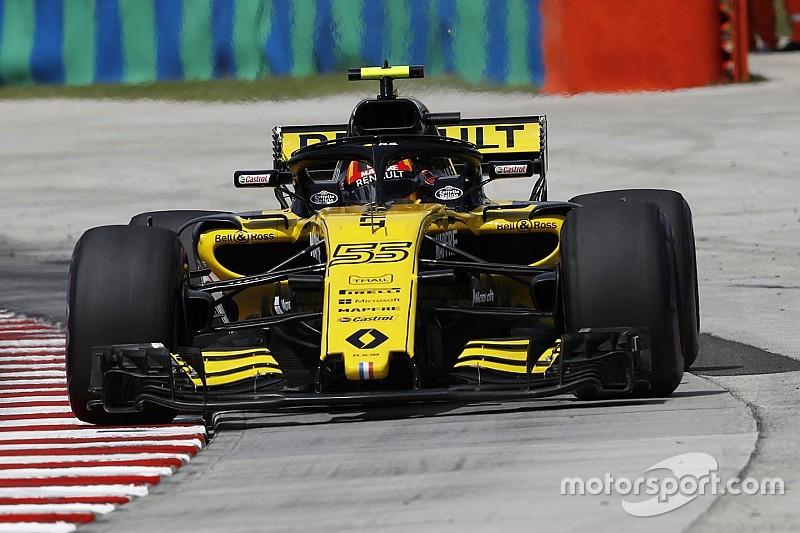 Renault pilotları iyimser