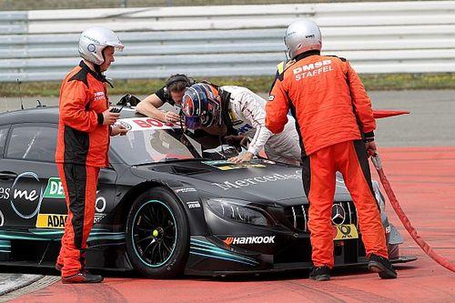 Fotók a DTM szezon előtti tesztjéről