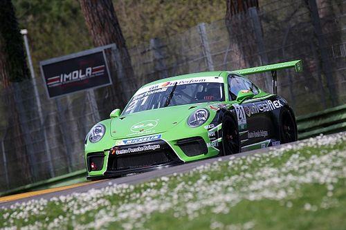 Fotogallery: i test a Imola della Porsche Carrera Cup Italia