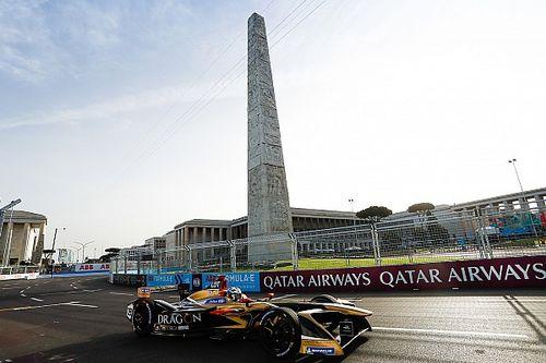 Fotogallery: le immagini più belle dell'ePrix di Roma di Formula E