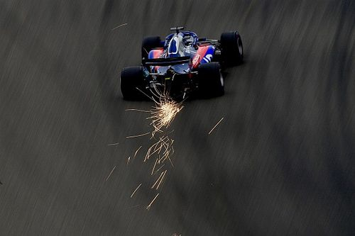 La experiencia de Hartley en el WEC está ayudando a Toro Rosso