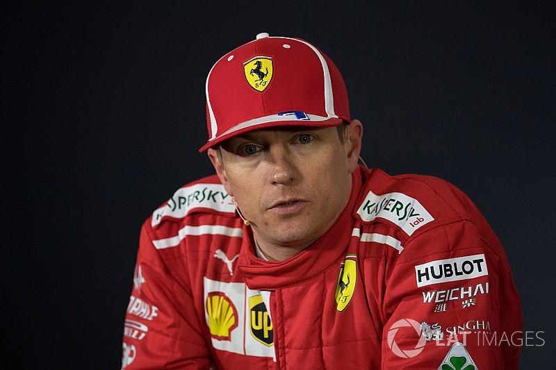 Райкконен опроверг слухи о переговорах с Toyota в WRC