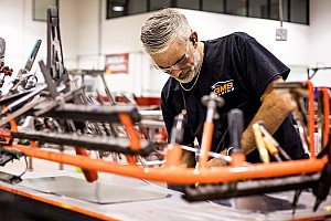 NASCAR Truck Special feature GMS Take on Trucks: In-house fabrication made a big difference