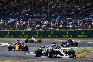 Hamilton: Britanya'daki geri dönüşüm Mercedes için çok önemli