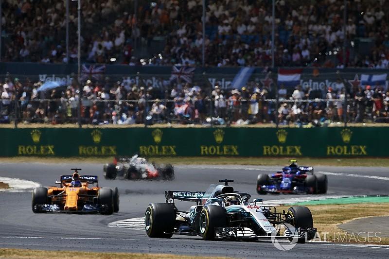 GP de Grande-Bretagne : ce qu'ont dit les pilotes