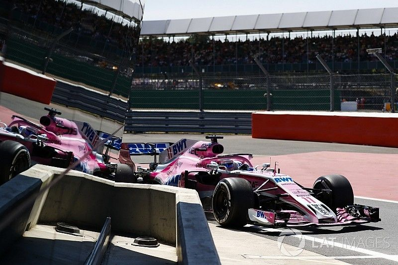 British GP: Top photos from Friday