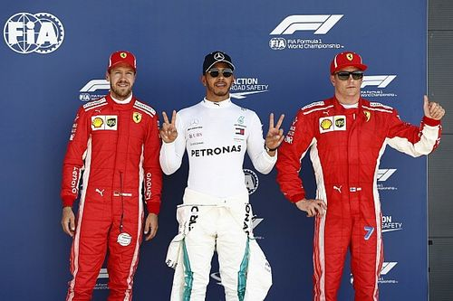 Veja como ficou o grid de largada do GP da Grã-Bretanha