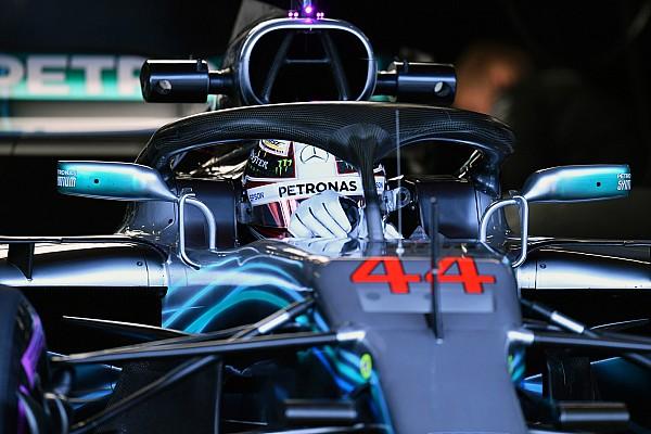 """Formule 1 Nieuws Hamilton laakt dominantie Mercedes: """"Liever meer spanning in Formule 1"""""""