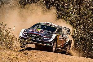 WRC Mexico: Ogier wint en herovert WK-leiding