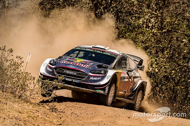 Mexico WRC: Ogier wins as crash costs Meeke second