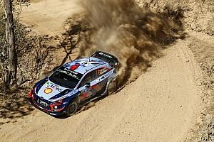 WRC Résumé de spéciale ES12 & 13 - Sordo à moins de trois secondes de Loeb