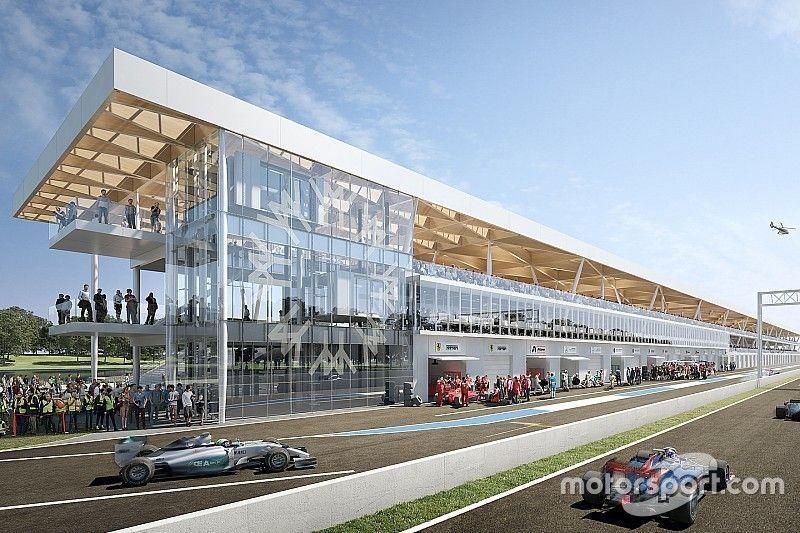 Así será el nuevo edificio de boxes del Gilles Villeneuve