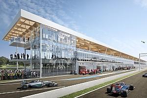 Formula 1 Ultime notizie Ecco come sarà la nuova struttura box della pista di Montreal