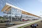 Формула 1 Стекло и бетон: каким будет новый комплекс боксов в Монреале