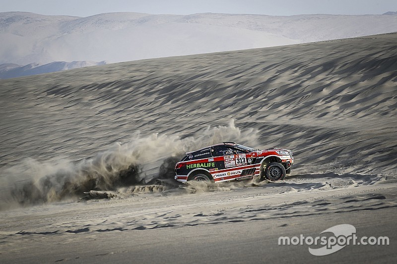Two-time Dakar winner Roma joins Borgward for 2020 race
