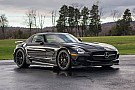 Automotive Mercedes Black Series collection looking for a new home