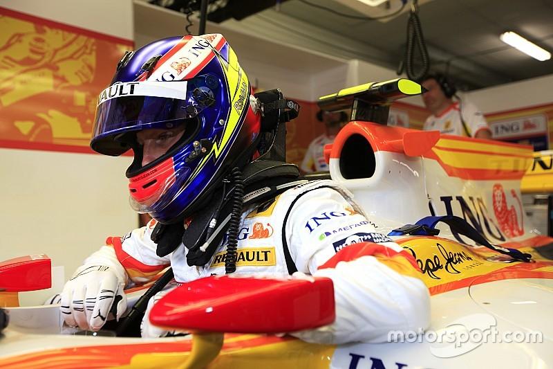 Grosjean: Casi me volvía cocinero cuando Renault me despidió