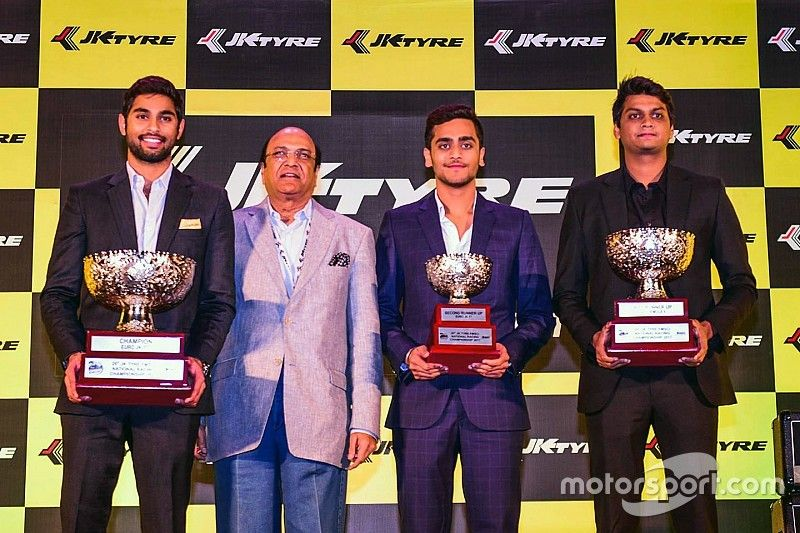 JK Tyre season review: How title drifted from Prasad to Reddy