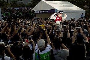 Las mejores imágenes del ePrix de Hong Kong de la Fórmula E