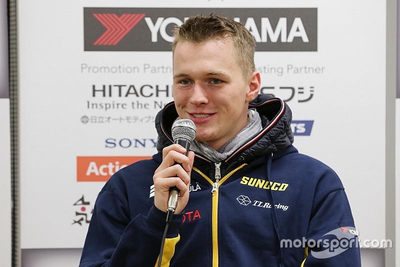 Maximilian Günther con Dragon Racing nei test di Marrakech