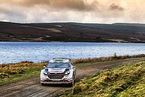 Refonte majeure de l'itinéraire du Rallye de Grande-Bretagne
