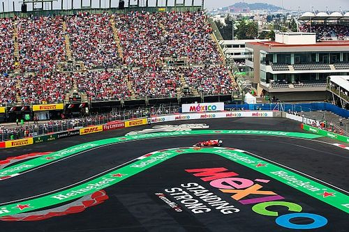 Mexiko: Auch Dritter Formel-1-Grand-Prix voller Erfolg