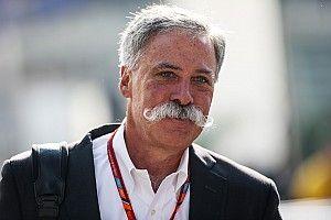 El jefe de la F1 dice que no la desean convertir en NASCAR