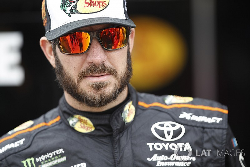 "Truex's ""amazing season"" will include chance at Cup title"
